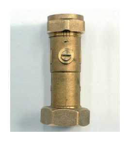 Gledhill Pulsacoil A Class Spares Straight Isolation Valve