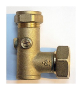 Gledhill Pulsacoil A Class Spares 90 Degree Isolation Valve